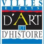 Logo du label ville d'art et d'histoire obtenu par la ville de Beauvais, partenaire de la JCE Beauvais pour bellovaques
