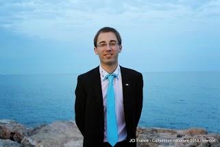 Nicolas, 32 ans, à la JCE Beauvais depuis 2011