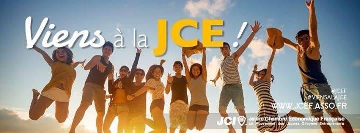 Viens à la JCE!