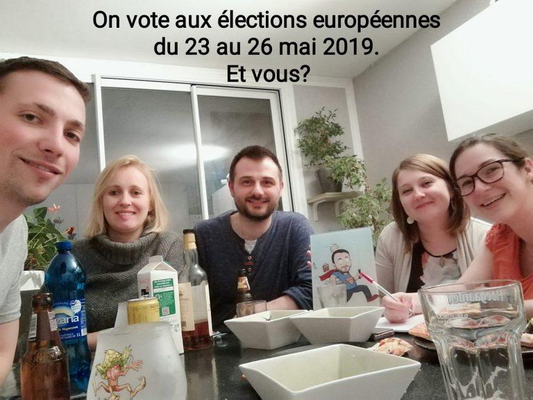 Ta voix Ton vote
